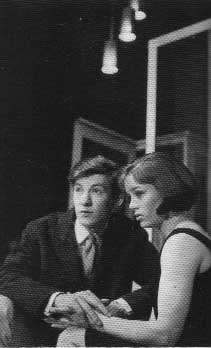 Ian McKellen with Ann Curthoys (Anne Green)<br><em> </em>