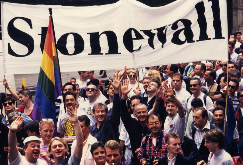 Democratic republican veiw on gays