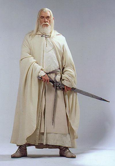 Lady Gandalf on Pinterest | Gandalf, Cloak Pattern and Cloaks
