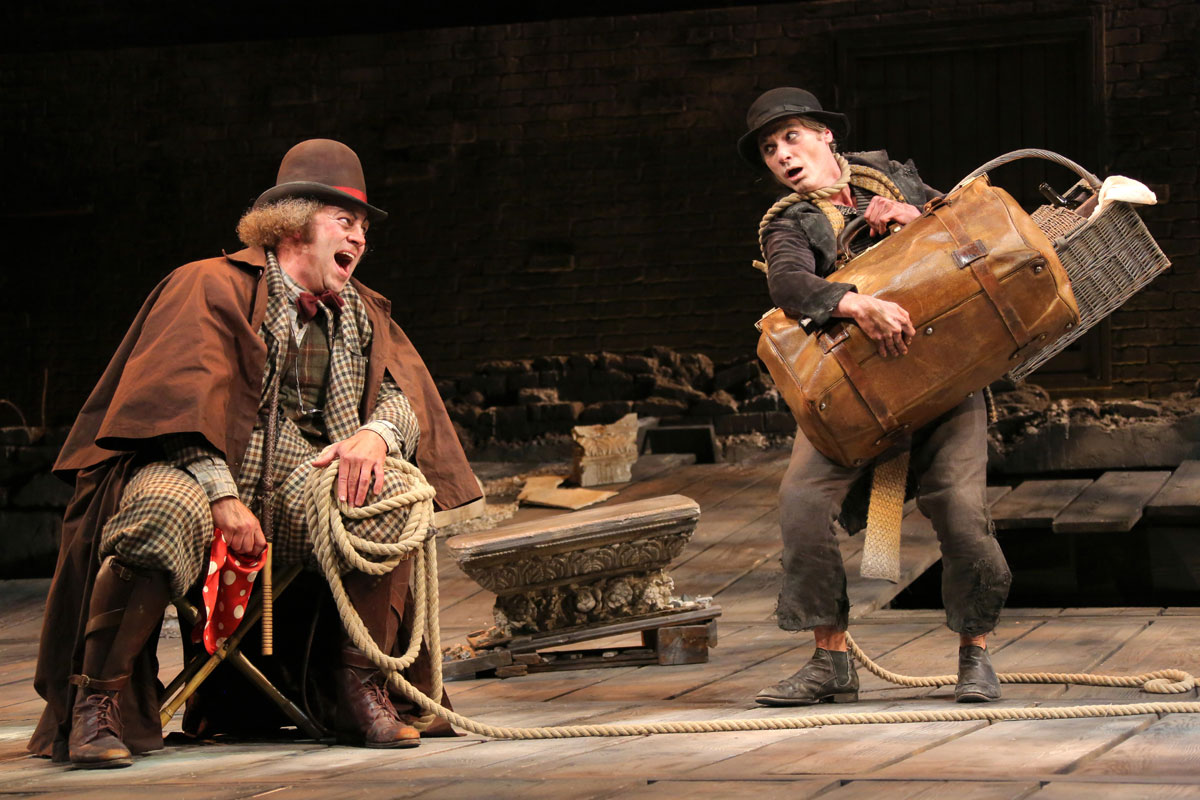pozzo and lucky relationship in waiting for godot