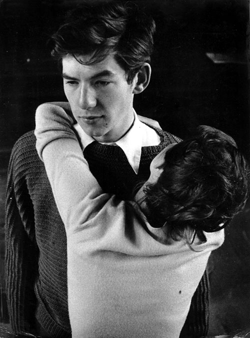 ''Ill send for you when everything's settled.'' -- Harry (Ian McKellen) and Anna (Margaret Drabble), London production<br /><em> </em>