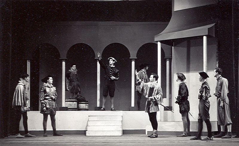 Act II Scene 1: (Ian McKellen, center as Montano)