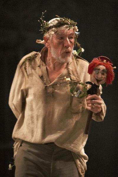 Shakespearean fool