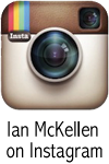 Ian McKellen on Instagram