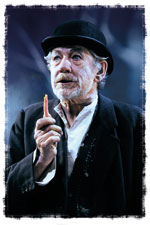 Ian McKellen as Estragon