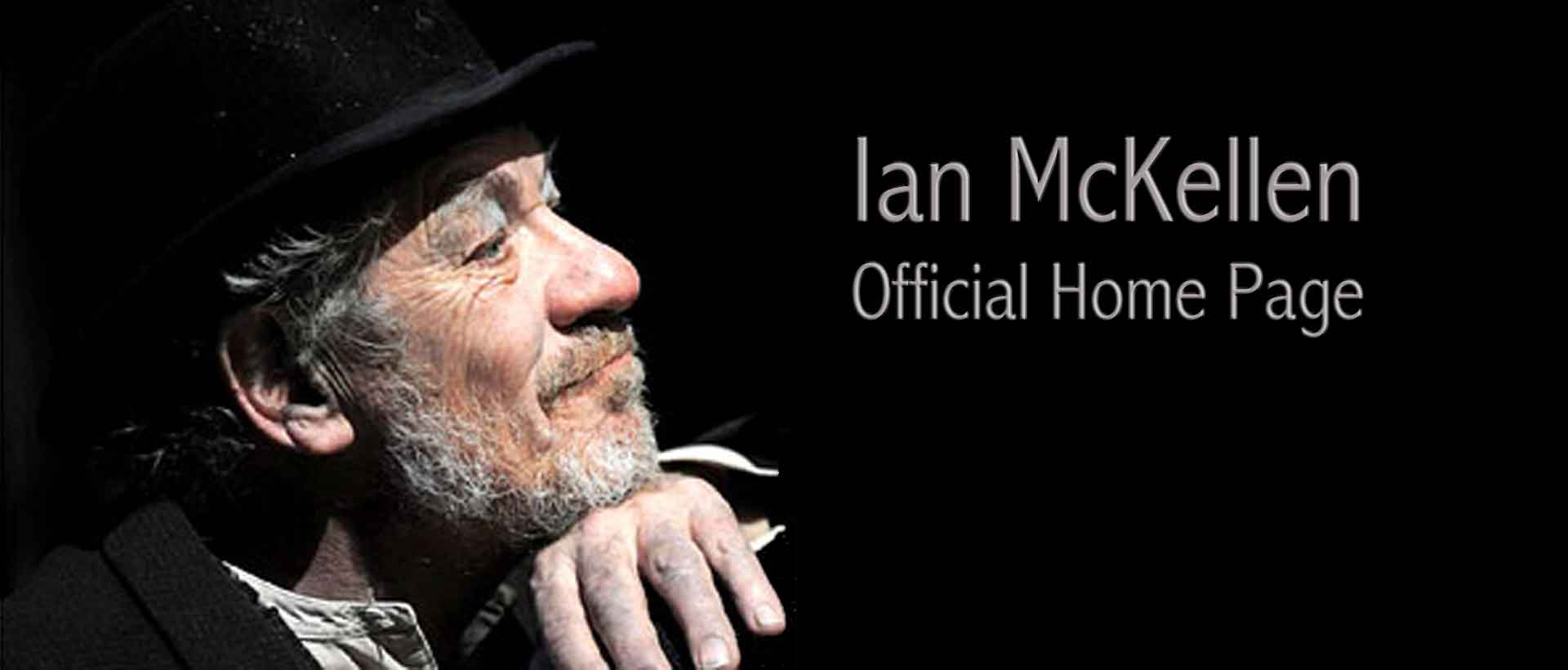 Ian McKellen Official Home Page