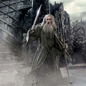 Banner for The Hobbit: The Desolation of Smaug