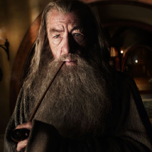 As Gandalf the Grey