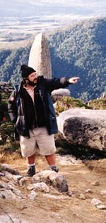 Peter Jackson, 2000, Photo by Ian McKellen