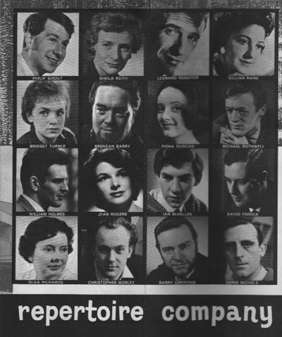The Belgrade Theatre Company (from festival programme)