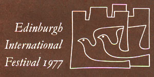 Logo from cover of programme