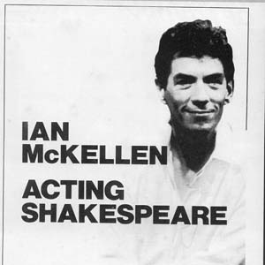 1987, ACTING SHAKESPEARE (US 1987): Programme, San Francisco