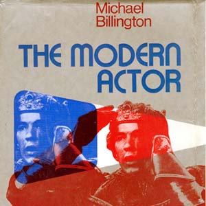 1969, RICHARD II: Cover of Michael Billingtons The Modern Actor