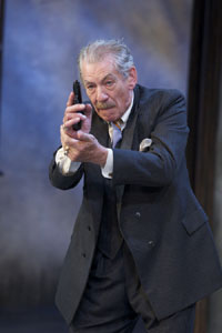 Ian McKellen as Don Antonio Barracano in The Syndicate