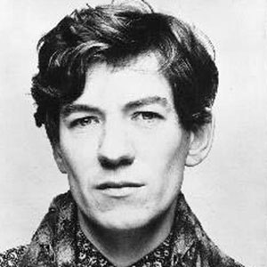 1976,   Ian McKellen  - Photo by Nobby Clark
