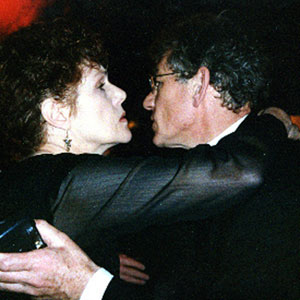 1997,   With Lynn Redgrave