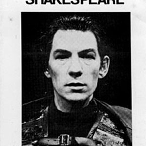 1978, ACTING SHAKESPEARE (Ipswich): Programme (photo of Ian McKellen as Macbeth)