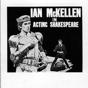 1983, ACTING SHAKESPEARE (British Council 1983 Tour): Programme