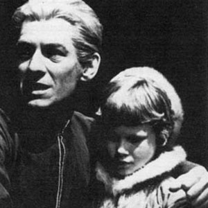 1976, THE WINTER'S TALE: Leontes and his son Maxmillius