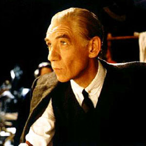 1997, GODS AND MONSTERS: Ian McKellen as James Whale