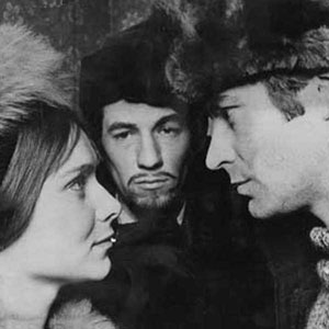 L to R: Susan MacReady, Ian McKellen, John Castle