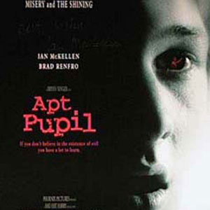 Apt Pupil Poster - Theatrical Release
