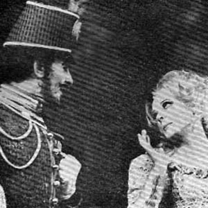 1965, MUCH ADO ABOUT NOTHING (1965): With Maggie Smith