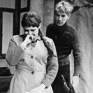 1966, THE PROMISE (My Poor Marat): With Judi Dench