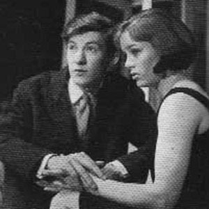 1963, THE BIG CONTRACT: Ian McKellen with Ann Curthoys (Anne Green)