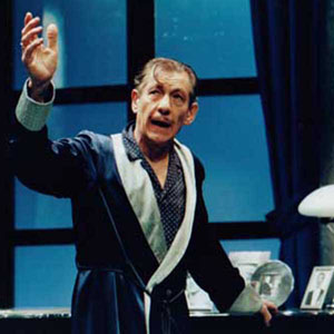 1998, PRESENT LAUGHTER: Garry Essendine  - Photo by Keith Pattison