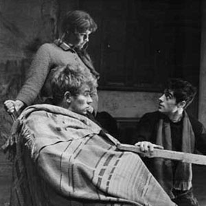 1967, THE PROMISE (1967): Act I: Judi Dench, Ian McKellen, Ian McShane  - Photo by Houston Rogers
