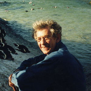1998,   With South African Penguins