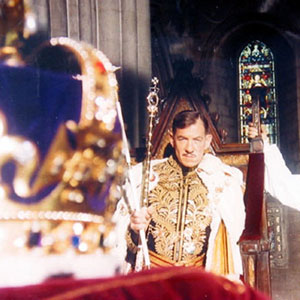 Richard, Coronation Scene