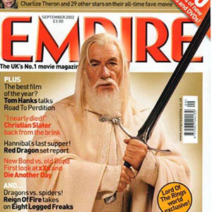 Empire Magazine, September 2002