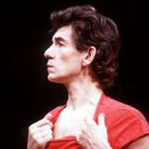 1984, CORIOLANUS (1984-5): In rehearsal room one