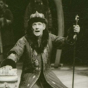 1976, THE WINTER'S TALE: King Leontes  - Photo by Joe Cocks/Royal Shakespeare Company