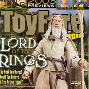 Toy Fare Magazine, January 2003