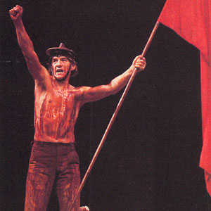1984, CORIOLANUS (1984-5): Coriolanus  - Photo by Donald Cooper