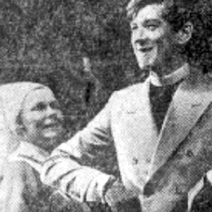 1975, TOO TRUE TO BE GOOD: Nurse (Judi Dench) and Burglar (Ian McKellen)