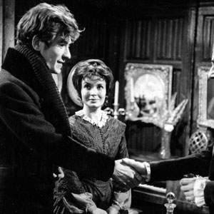 1966, DAVID COPPERFIELD (BBC-TV, 1966): Episode 5, Leaving Canterbury.  Ian McKellen, Hannah Gordon, Noel Johnson