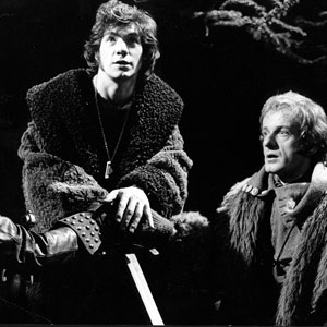 1971, HAMLET: Television production
