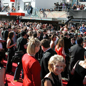 Red Carpet, Wellington Premiere, 1 December 2003