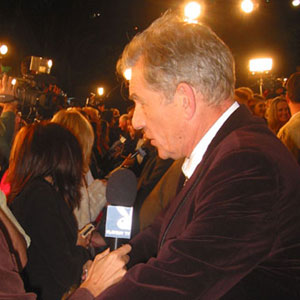 Red Carpet, Los Angeles premiere, 3 December 2003