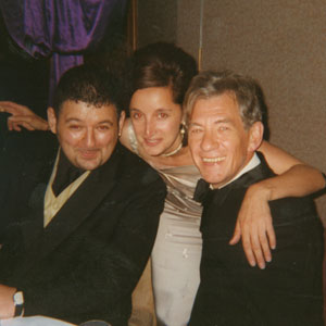 2003,   Mig Kimpton, Louise Hardy, Team McKellen London