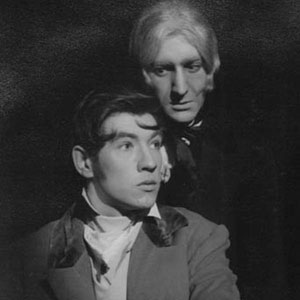 1962, DAVID COPPERFIELD (1962): <I>With Gawn Grainger (Uriah Heep) my closest friend at Ipswich. Thereafter his career thrived. Later  married to actress Zoe Wanamaker.</I>