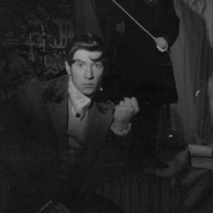 1962, DAVID COPPERFIELD (1962): Nightmare Sequence L to R: Ian McKellen, Brendan Barry, Alec Wallis