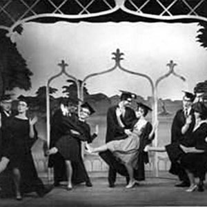 1963, SALAD DAYS: The things that are done by a don, are things that a don doesn't oughta...  Josie Kidd, June Seath, Janet McIntire, Susan Wherrett, Roger Hammond, Douglas Ditta, Ian McKellen, Bruce Purchase