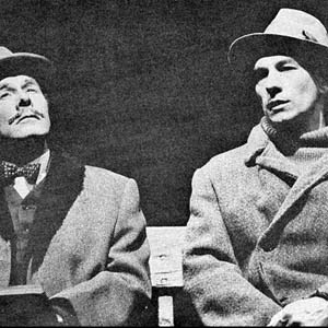 Uncle Freddie (Richard Gale) and Max (Ian McKellen