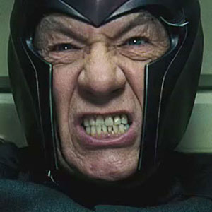 2005, X-MEN: THE LAST STAND: Magneto