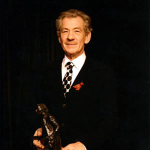 2006,   Lyceum Theatre, London,13  February 2006, with statue of Henry Irving for unveiling of historic plaque